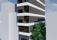 Bán tòa nhà căn hộ dịch vụ Chùa Láng ( tổng thu 100tr/th ) 0849 277 053