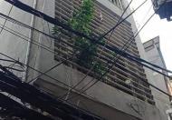 Bán nhà 3 mặt thoáng ngõ phố Văn Cao, Ba Đình, 35m2, giá 3,6 tỷ