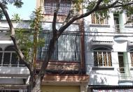 Cần cho thuê gấp nhà mặt tiền Cao Xuân Dục  - P12 , Quận 8 , DT 4m x 18m , 1 tầng trệt , 3 lầu