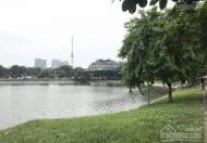 Bán nhà đường Hồ Ba Mẫu ,Đống Đa DT:55m2,MT:4m x5 tầng Giá 9,5 tỷ