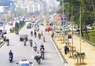 Cho thuê nhà phố Lê Văn Thiêm 93m2, lô góc 2 mặt tiền 11*8m, 45 triệu/tháng