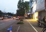 Mặt phố Khương Đình, lô góc, vỉa hè, kinh doanh, 105m2, mt 5m, giá hơn 18 tỷ, 0945204322.