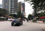 Bán nhà mặt phố Kim Mã, vị trí vàng kd, hiệu suất thuê cao, lô góc, 65m2 hơn 23 tỷ, 0945204322.