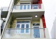 Bán nhà hẻm xe hơi đường Nguyễn Ngọc Lộc, P14, Q10, DT 3.5x13m, giá 6.6 tỷ, LH 0919402376