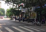 Bán nhà mặt tiền đẹp 6.1m mặt phố Bà Triệu 162m giá 83 tỷ