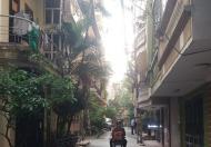 Bán nhà phố Thái Hà, Đống Đa, Hà Nội. 44m2, xây 5 tầng, 7.5 tỷ. Kinh doanh sầm uất.
