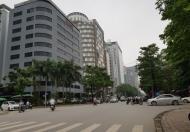 Bán mặt phố  Duy Tân - ô tô đỗ la liệt. 60m x 5t. Giá 12 tỷ.