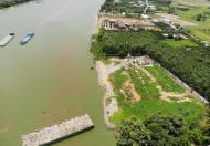 Bán đất thổ cư MT Sông, Tân Bình, Vĩnh Cửu: 4980m2, giá: 15 tỷ.