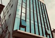 Bán tòa nhà văn phòng mặt phố Lò Đúc, 170m2, 9 tầng, mặt tiền hơn 8m.