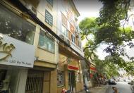 Cho thuê nhà mặt phố Bùi Thị Xuân - Hai Bà Trưng 117m, MT4.8m.