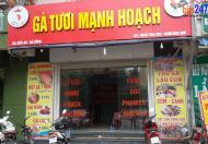 Sang nhượng quán ăn tại số 26 Vũ Trọng Khánh, Hà Đông, 0978700798