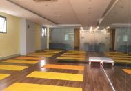 Cho thuê văn phòng mặt phố Tuê Tĩnh diện tích 120m thông sàn