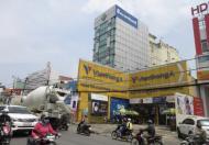 Bán nhà mặt tiền Lê Văn Việt, P. Hiệp Phú, Q9, 1 trệt 3 lầu dt 184m2 giá 30 tỷ (TL)