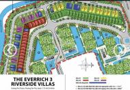 Đất nền EverRich 3 Phú Mỹ Hưng -Tri ân khách hàng C/Khấu 7% cho 4 lô view sông cuối cùng cực đẹp- 0908.739.468