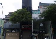Bán nhà mặt phố Văn Cao, Lô góc, vị trí đẹp,  118m2, 3 tầng, giá 36 tỷ.