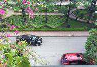 Bán nhà khu VIP Nguyễn Công Thái, KĐT Đại Kim, 80m2, 4 tầng, nhìn ra vườn hoa, đường 50m, 15,5 tỷ, KD