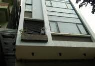 Cho thuê nhà Nguyên Hồng 8 tầng 80m,75 tr thang máy