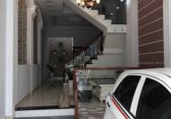Bán nhà trệt+3lầu mặt tiền đường số phường TÂn Quy giá chỉ 7,6tỷ