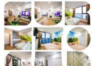 Cho thuê căn hộ chung cư  Vinhome GreenBay Mễ Trì G3 , căn 3PN, 91m2,  Full đồ.高档公寓出租-