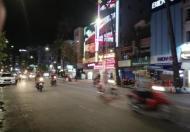 Cho thuê nhà căn góc 2MT Cao Văn Lầu, Q.6, DT: 8x22m, trệt, 3 lầu. Giá: 90tr/th
