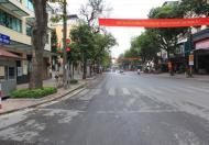 Cho thuê nhà kinh doanh mặt phố Bà Triệu 55m2, Mt5,2m