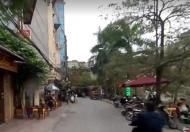Bán nhà phố Phương Mai (mặt đường ven hồ Kim Liên) dt55m2, đường ô tô, kinh doanh tốt, giá 12.5 tỷ (có thương lượng)