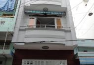 Bán nhà hẻm xe hơi, CMT8, Tân Bình. 3 tầng, 40m2. Chỉ 4,5 tỷ. Thương lượng