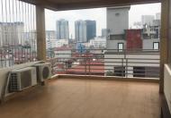 Cho thuê nhà mặt phố Xã Đàn 40m2, 5tầng