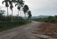 Bán đất mặt tiền đường lớn giá 150 triệu