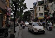 Bán nhà mặt phố Đội Cấn, Ba Đình, DT 37m2, nhỉnh 10 tỷ có ngay nhà mặt phố kinh doanh