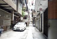 Nhà đẹp, phân lô, ôtô phố Phương Mai 45m 5tầng Mt 5.3m giá 4.6 tỷ