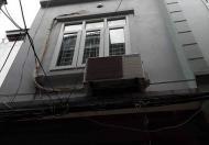 Sở hữu nhà 4 tầng, DT: 34m2 chỉ với 2,3 tỷ tại An Dương Vương, Tây Hồ.