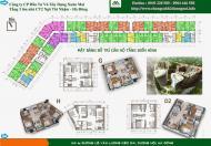 Giá nào cũng bán! Giảm giá cực sâu căn hộ 56m2, 2PN tầng trung tòa HH2B Xuân Mai. Giá 920 triệu