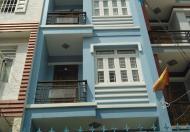 8 tỷ sở hữu nhà 3x11m, 4 tầng, Mt đường số 7 Cư xá Đô Thành.
