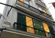 Nhà khu PL TTĐHSP Đường Bưởi, Ba Đình, 57m2, 5 tầng, mt 6m, gara, kinh doanh, giá 11.5 tỷ