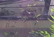 Bán gấp nhà 63m2*4 tầng, cách đường ô tô tránh 20m, ngõ phố Trường Chinh.