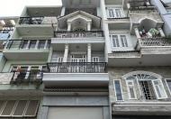 Nhà 4x14 Mặt tiền đường giá 7,8 tỷ 1trệt+4lầu duy nhất tại Tân Quy