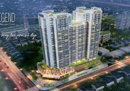 Chính chủ bán căn A1218  85m2 dự án The Legend giá 3,6 tỷ