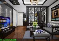 Bán nhà Kim Giang, Nhà lô góc, 3 mặt thoáng, 40m 5 tầng 3 tỷ 0912852588