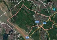Bán đất Tổ 4 Cự Khối, Long Biên DT 70m2 giá chỉ 30tr/m2.