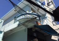 Cần bán nhà mặt hẻm đường Bến Phú Định, p16, Quận 8