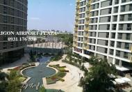 Cần bán căn hộ Sài Gòn Airport, đủ nội thất, view sân vườn, giá 4 tỉ 150 triệu. LH 0931.176.338