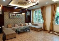 Bán nhà đẹp 45m2 * 4 tầng hiện đại, vị trí cực đẹp phố Giang Văn Minh giá 6,4 tỷ.