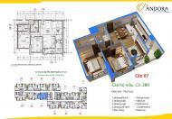 Mua nhà trúng SH, view thoáng giá 27.5 tr/m2, CK lên đến 5%