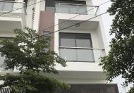 Bán nhà5x12mới xây 1trệt+3lầu giá chỉ 4,75tỷ  khu dân cư sầm uất