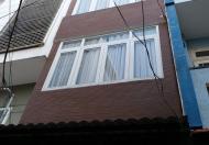 Cần bán nhà 4 tầng đường Nguyễn Cửu Vân nhà mới đẹp vào ở ngay.
