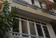 Cho thuê nhà mặt ngõ Chùa Láng 5 tầng  77m ngõ ô tô tránh