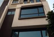 Cho thuê nhà Nguyễn Khả Trạc  5 tầng 70m 21tr nhà Nguyễn Khả Trạc  ,