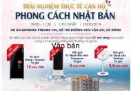 Bán căn hộ chung cư cao cấp Trung tâm Hà Đông, hướng Bắc 3PN 1,92 tỷ LH 0913560299