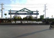 Bán nền vị trí đẹp B5 khu dân cư Phú An